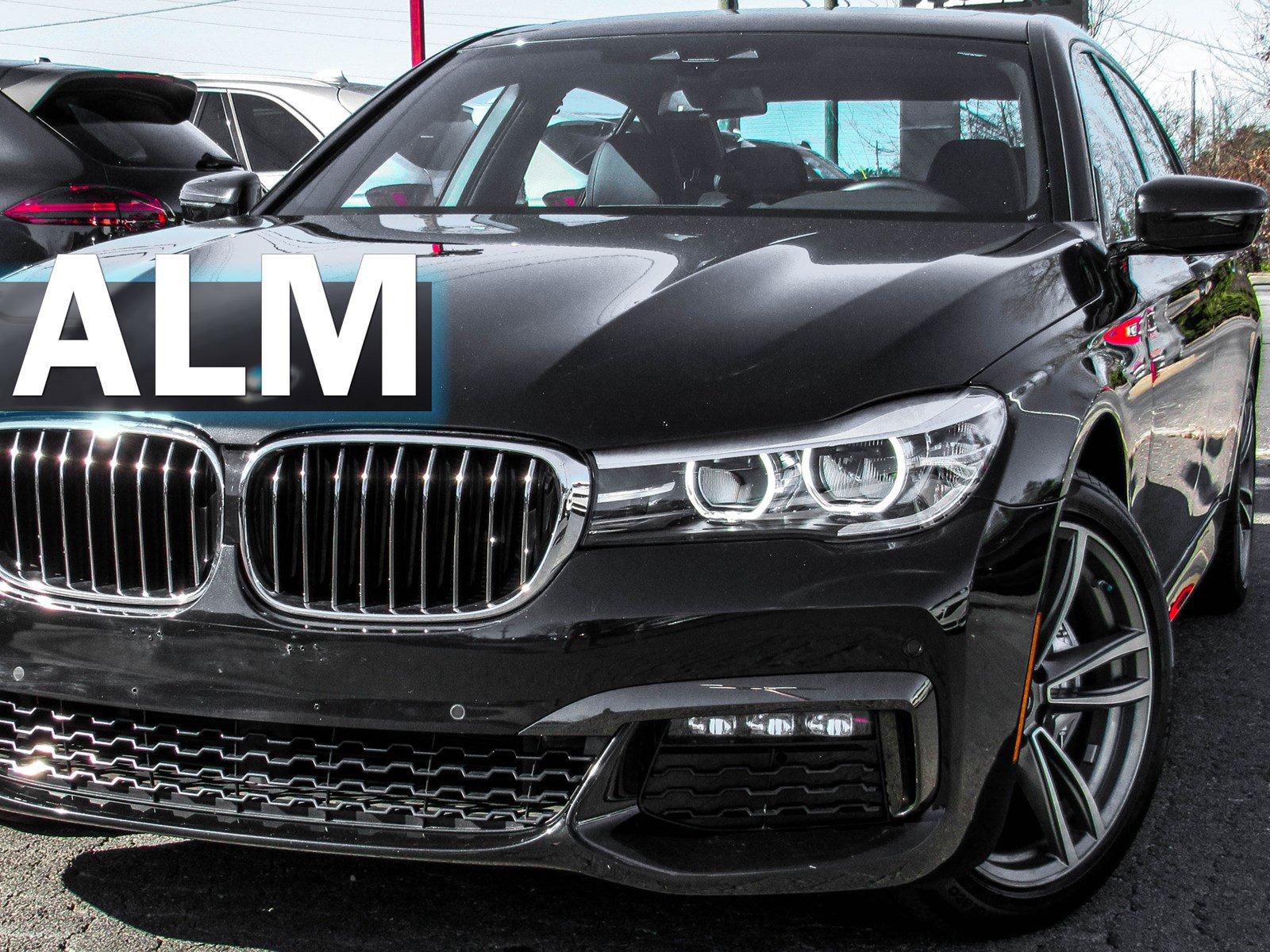 2019 BMW 740i xDrive  image