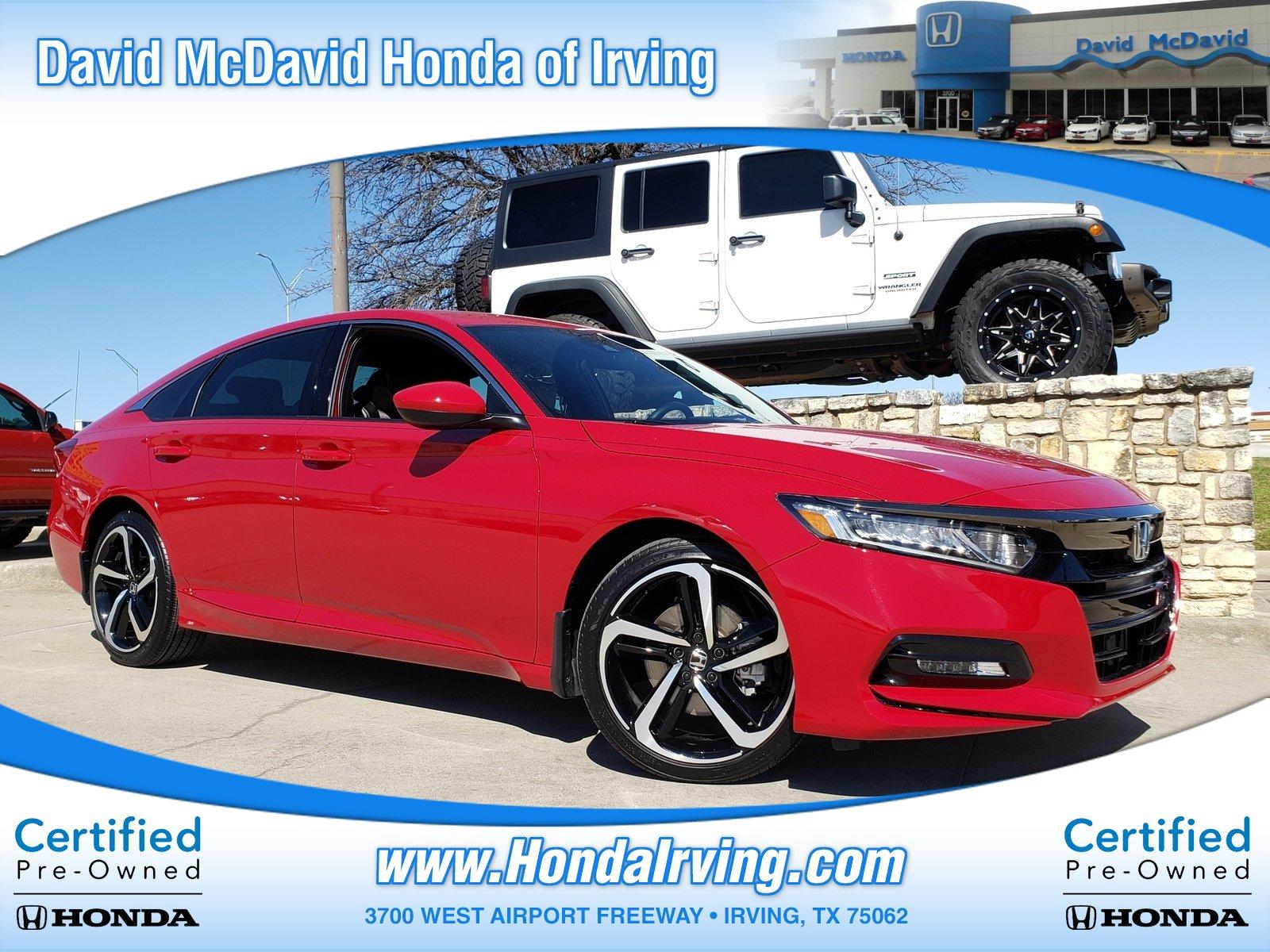 2020 Honda Accord 1.5T Sport image