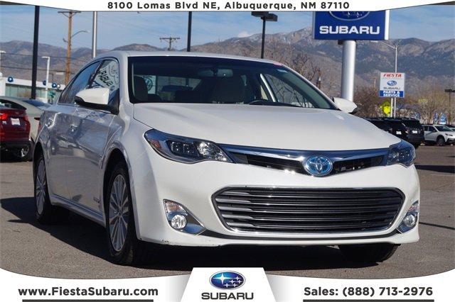 2013 Toyota Avalon XLE Touring image