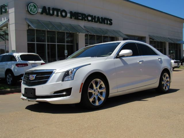 2016 Cadillac ATS Luxury Sedan image