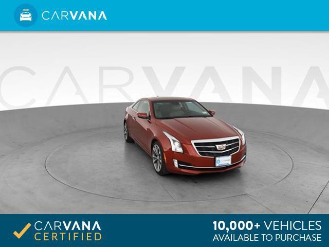 2016 Cadillac ATS 2.0T Luxury Coupe image