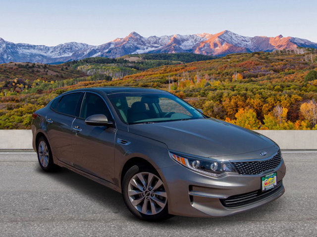 2016 Kia Optima EX w/ PREMIUM PACKAGE image