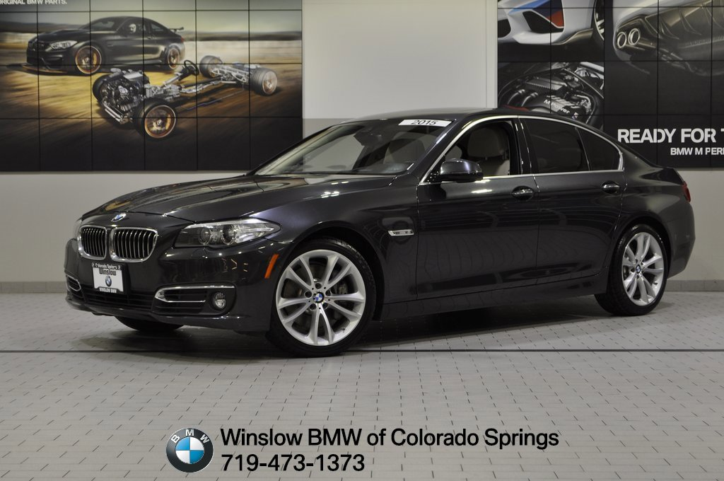 2015 BMW 535i xDrive Sedan image