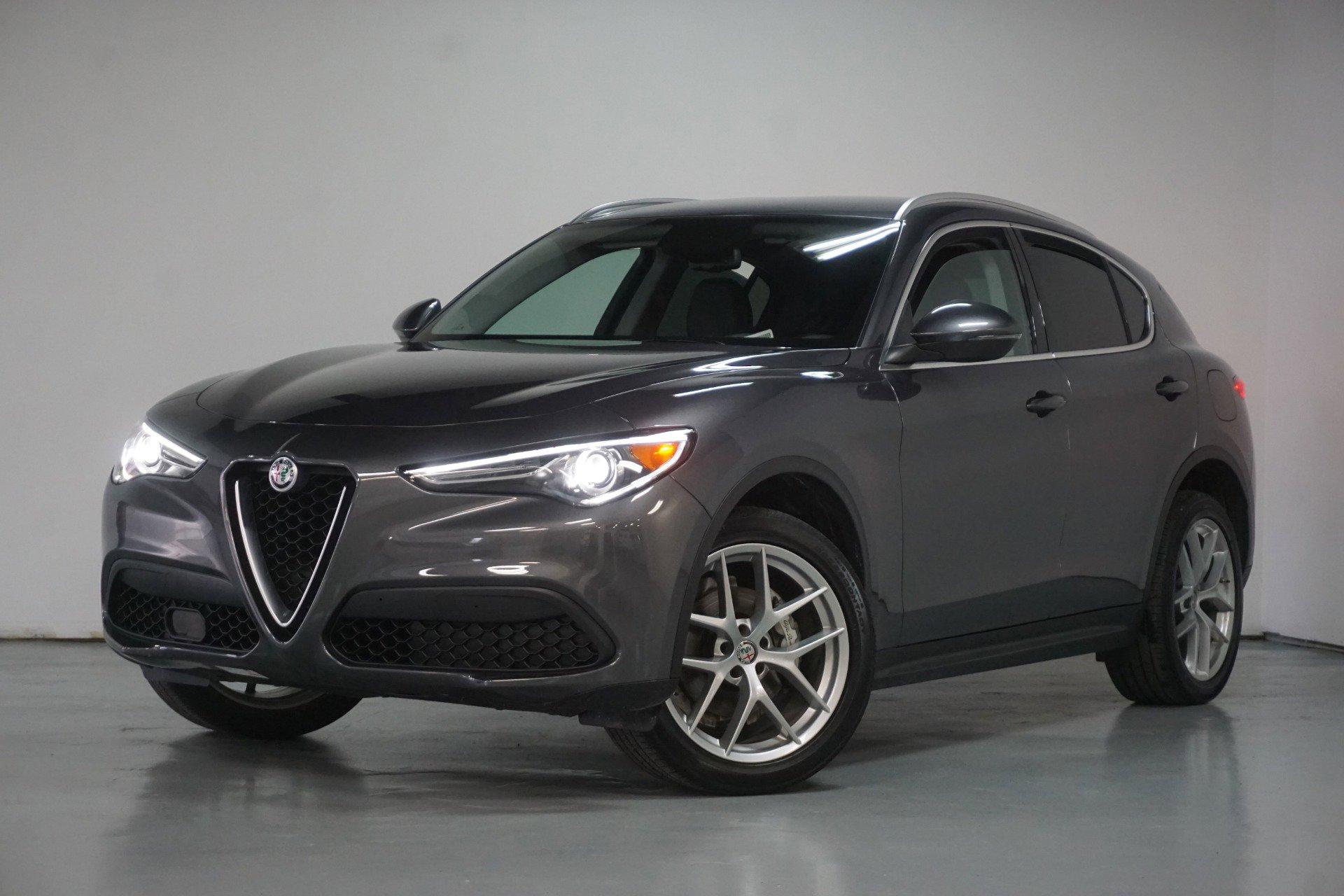 2018 Alfa Romeo Stelvio AWD image