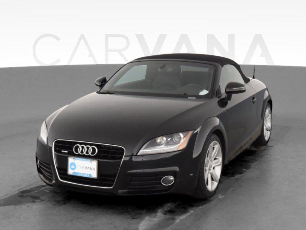 2012 Audi TT 2.0T Premium Plus quattro Rdst image