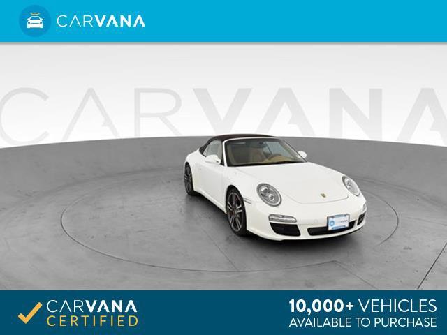 2012 Porsche 911 Carrera S Cabriolet image
