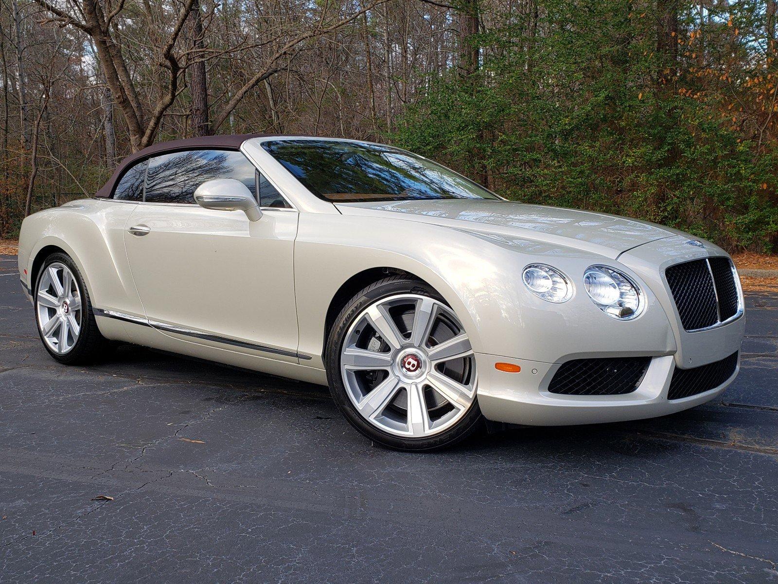 2013 Bentley Continental GT V8 Convertible image