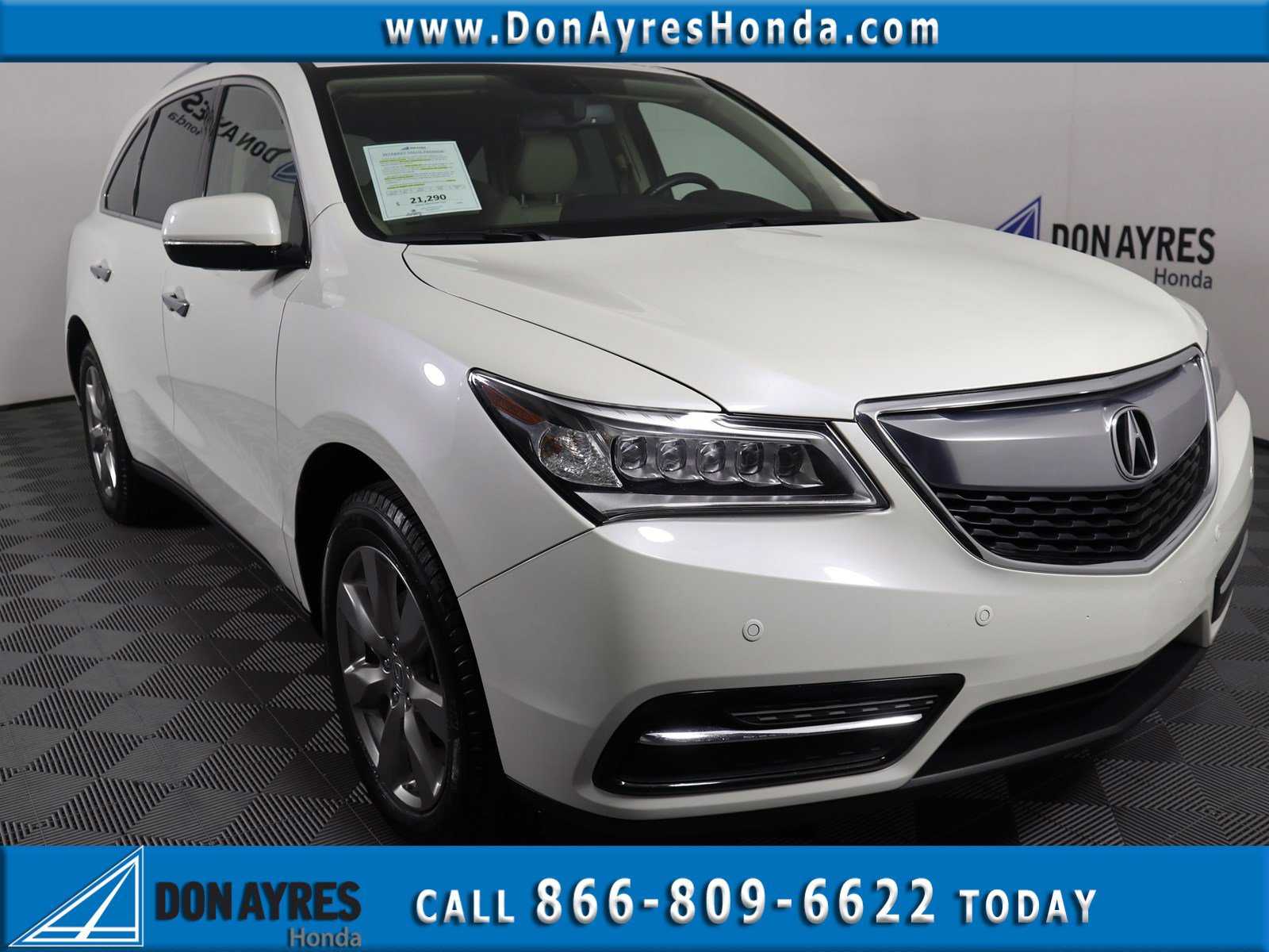 2015 Acura MDX SH-AWD w/ Advance Package image