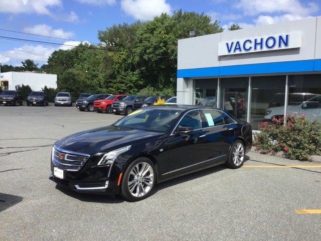 2018 Cadillac CT6 3.0T Platinum AWD