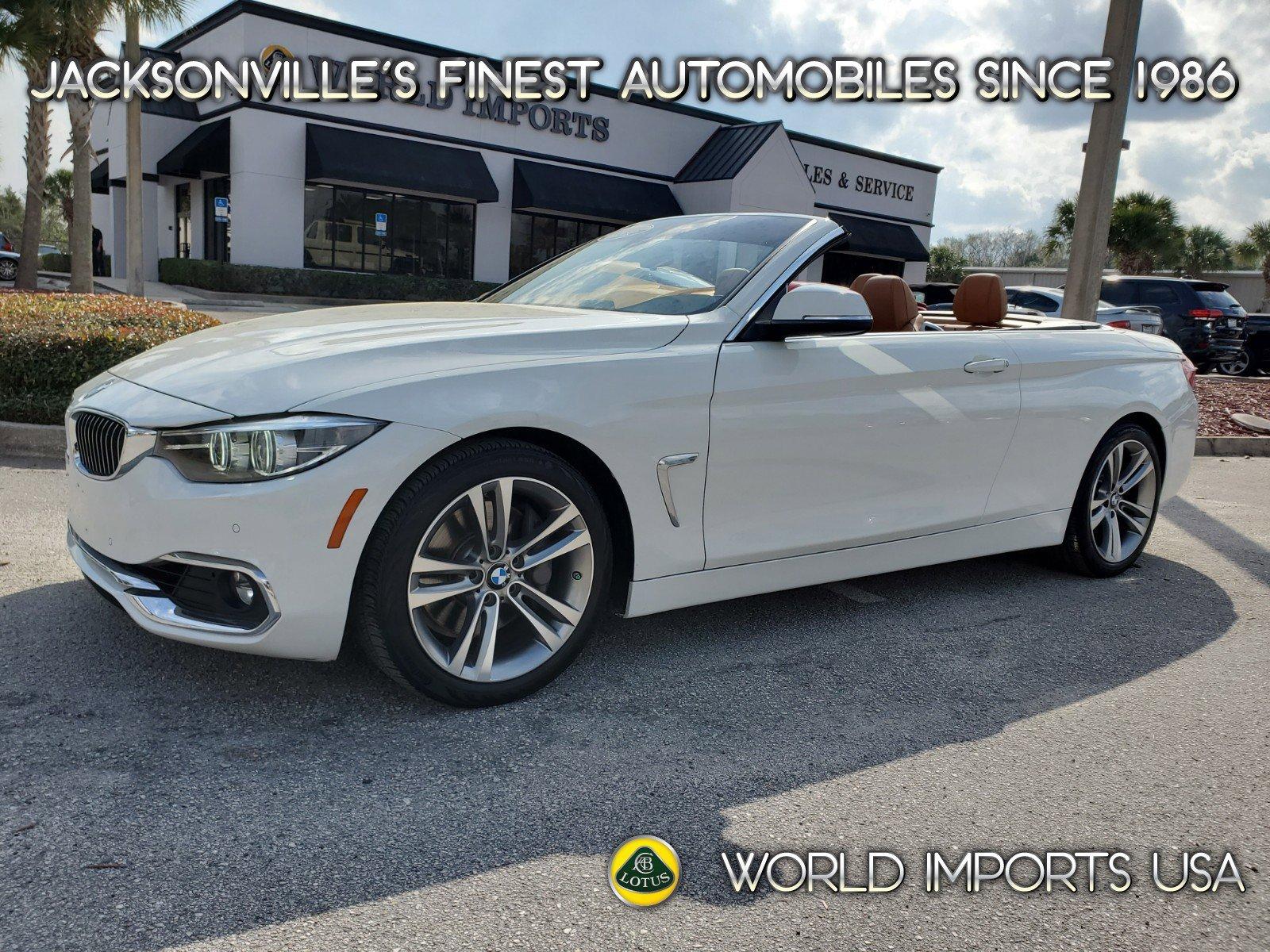2018 BMW 440i Convertible image