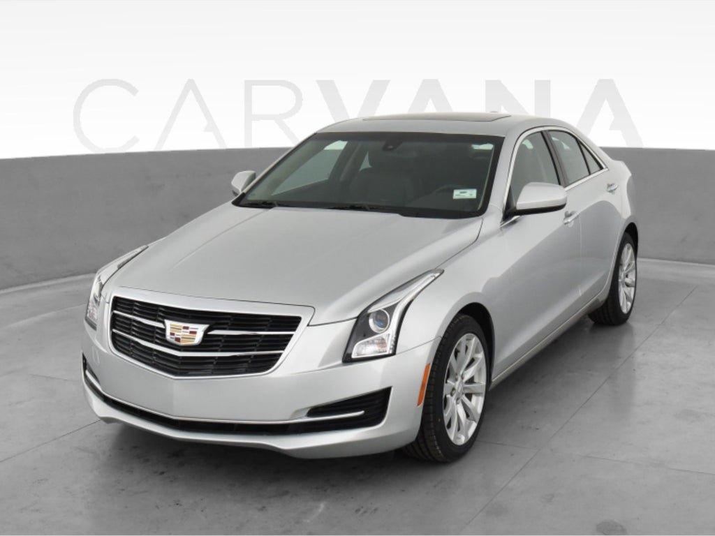 2017 Cadillac ATS 2.0T AWD Sedan image