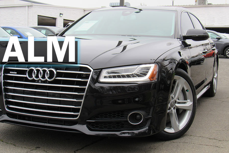 2018 Audi A8 L 3.0T w/ Executive Package image