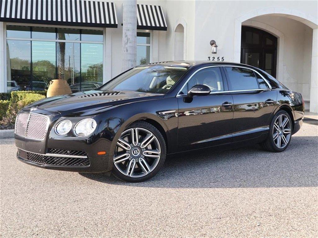2016 Bentley Flying Spur  image
