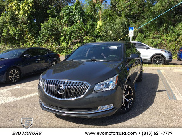 2016 Buick LaCrosse Sport Touring image