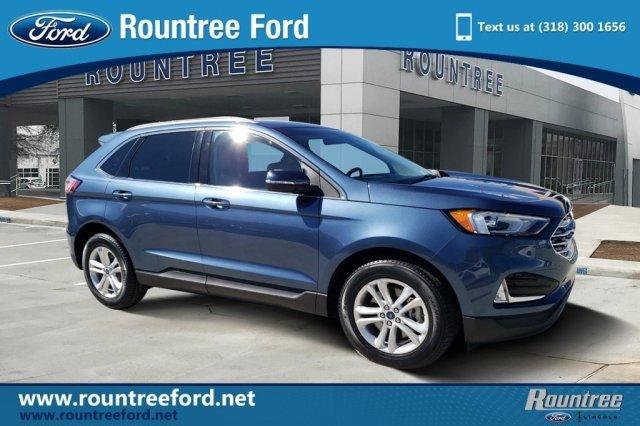 2019 Ford Edge AWD SEL image