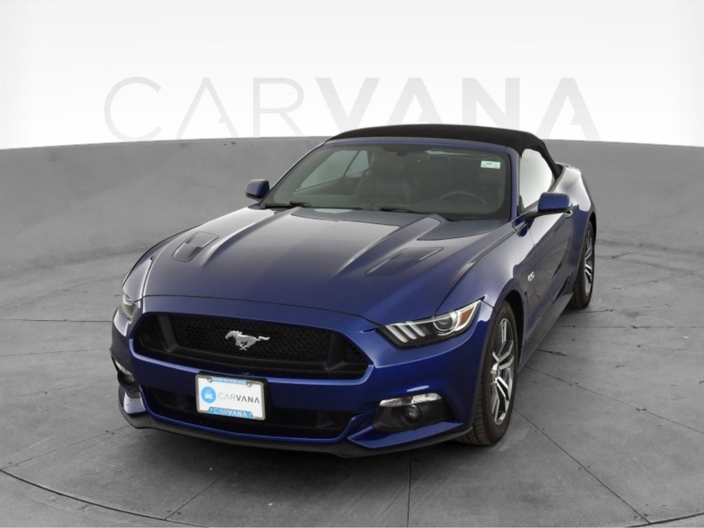 2016 Ford Mustang GT Premium Convertible image
