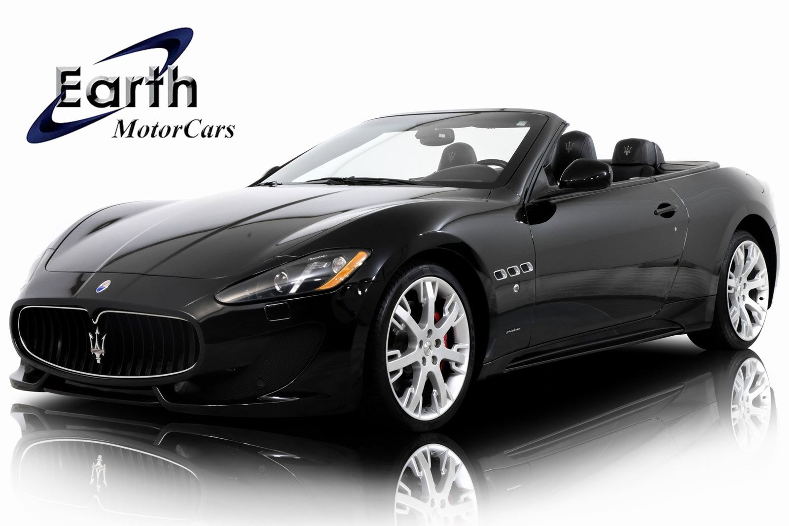 2014 Maserati GranTurismo Sport image