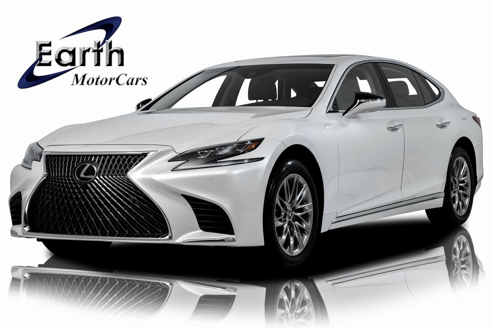 2018 Lexus LS 500  image