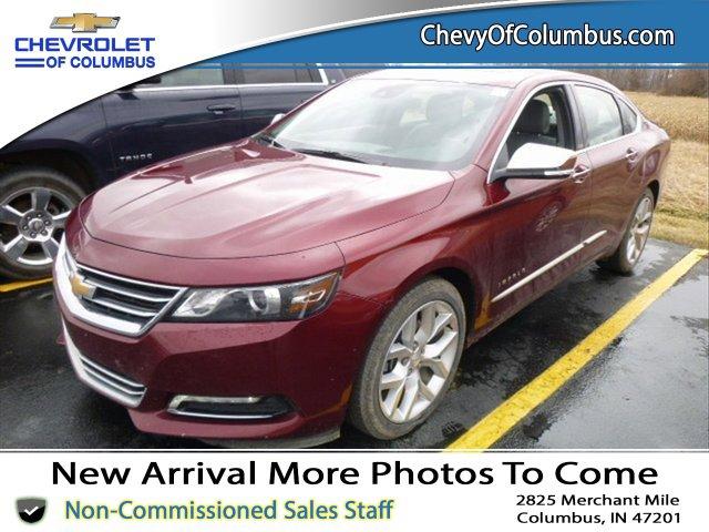 2017 Chevrolet Impala Premier w/ 2LZ image