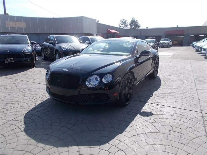 2013 Bentley Continental GT Speed Coupe image