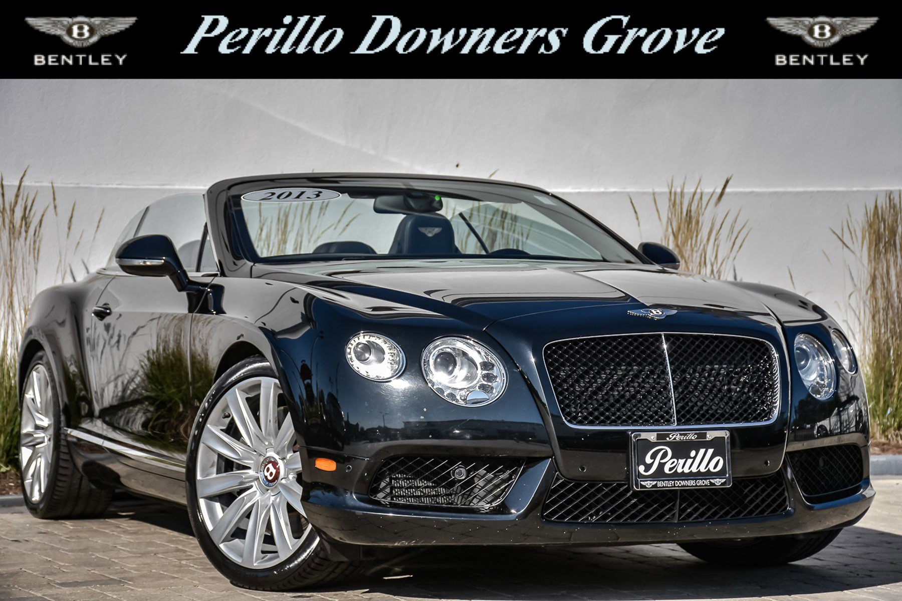 2013 Bentley Continental GT V8 Convertible image