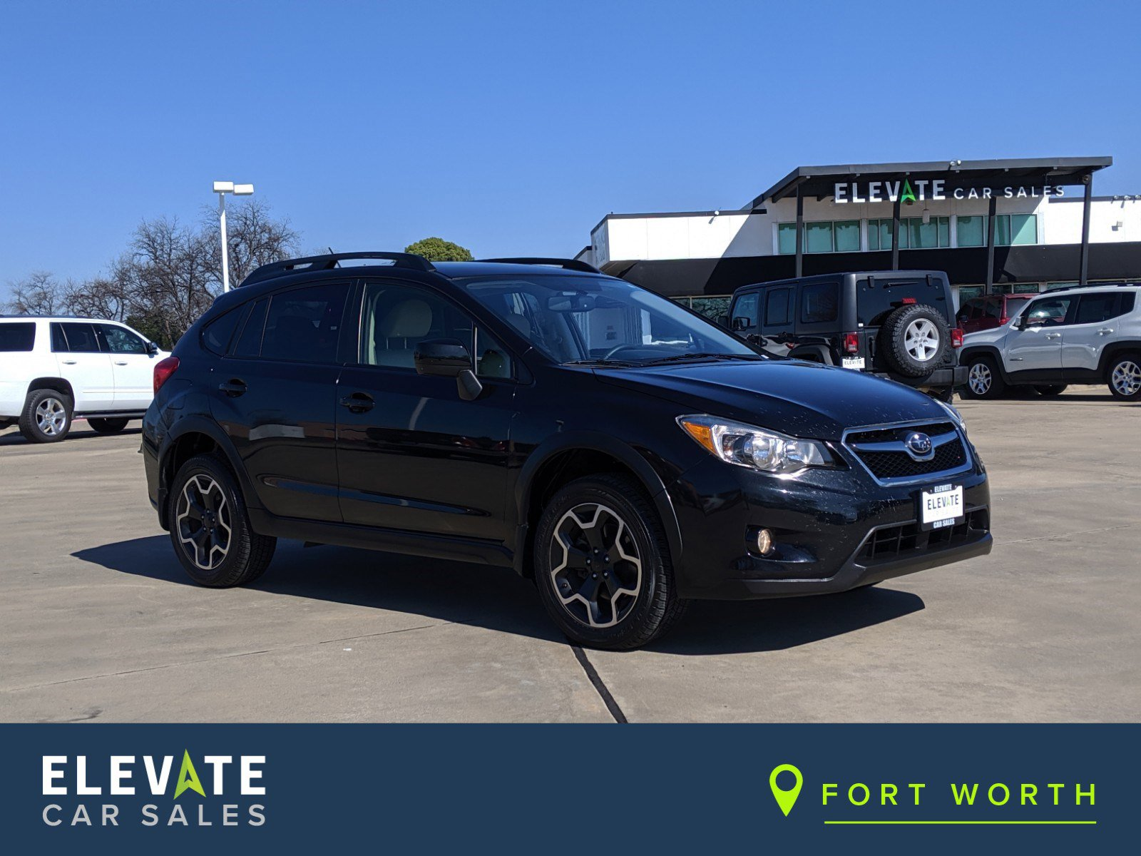 2013 Subaru Crosstrek 2.0i Limited w/ POPULAR PKG 2 image