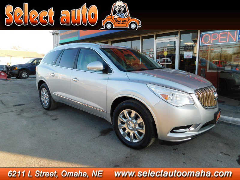 2015 Buick Enclave AWD Leather image