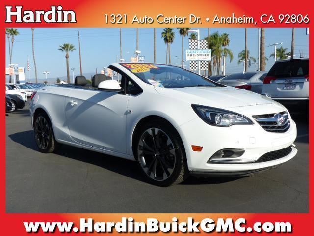 2018 Buick Cascada Premium image