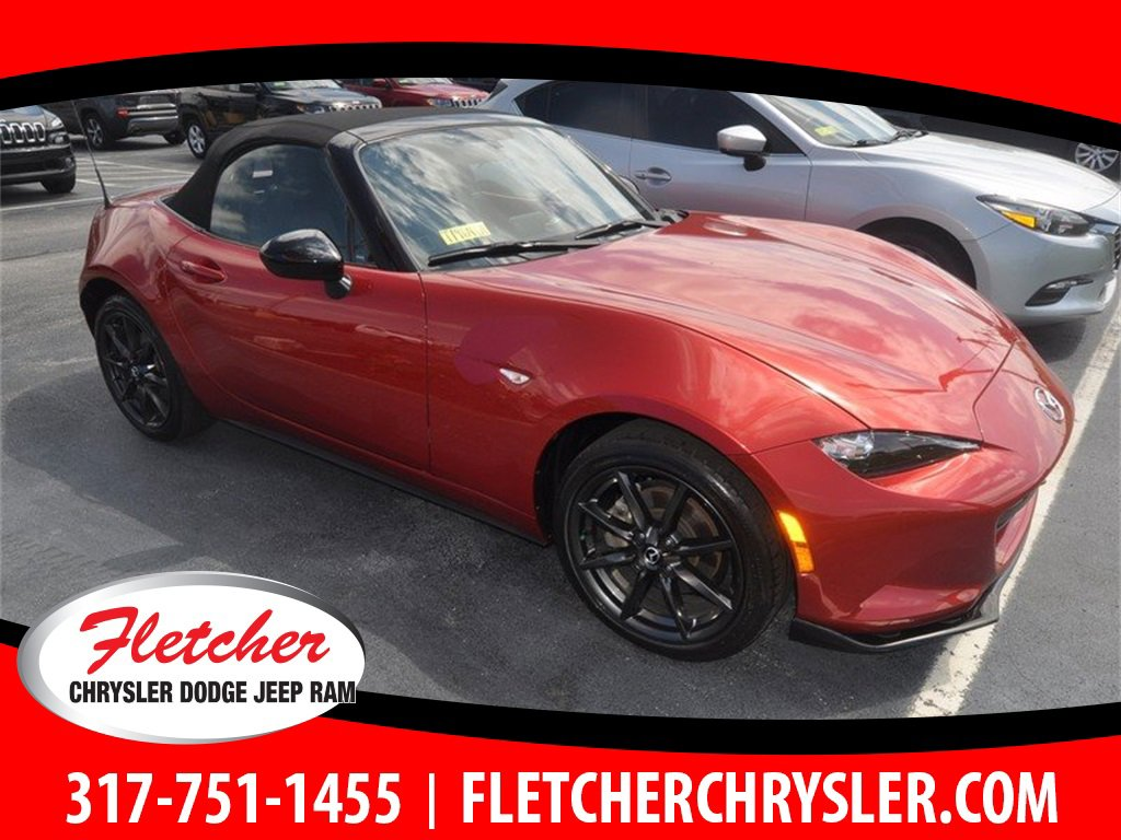 2016 MAZDA MX-5 Miata Club image