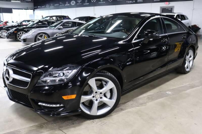 Mercedes-Benz CLS 550 Under 500 Dollars Down