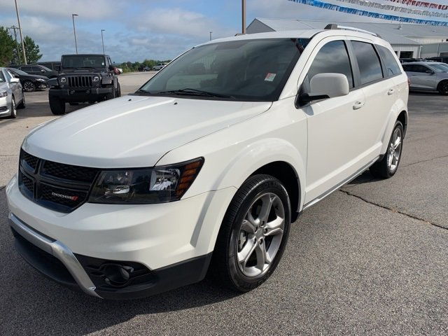 2017 Dodge Journey FWD Crossroad image