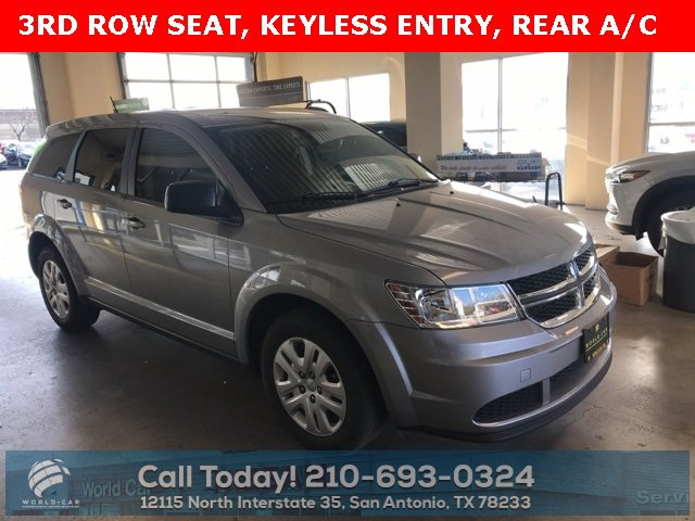 2015 Dodge Journey 2WD American Value Package image
