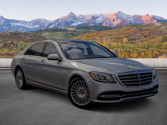 2018 Mercedes-Benz S 560 4MATIC Sedan image