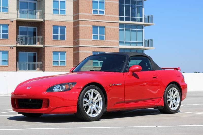 2004 Honda S2000  image
