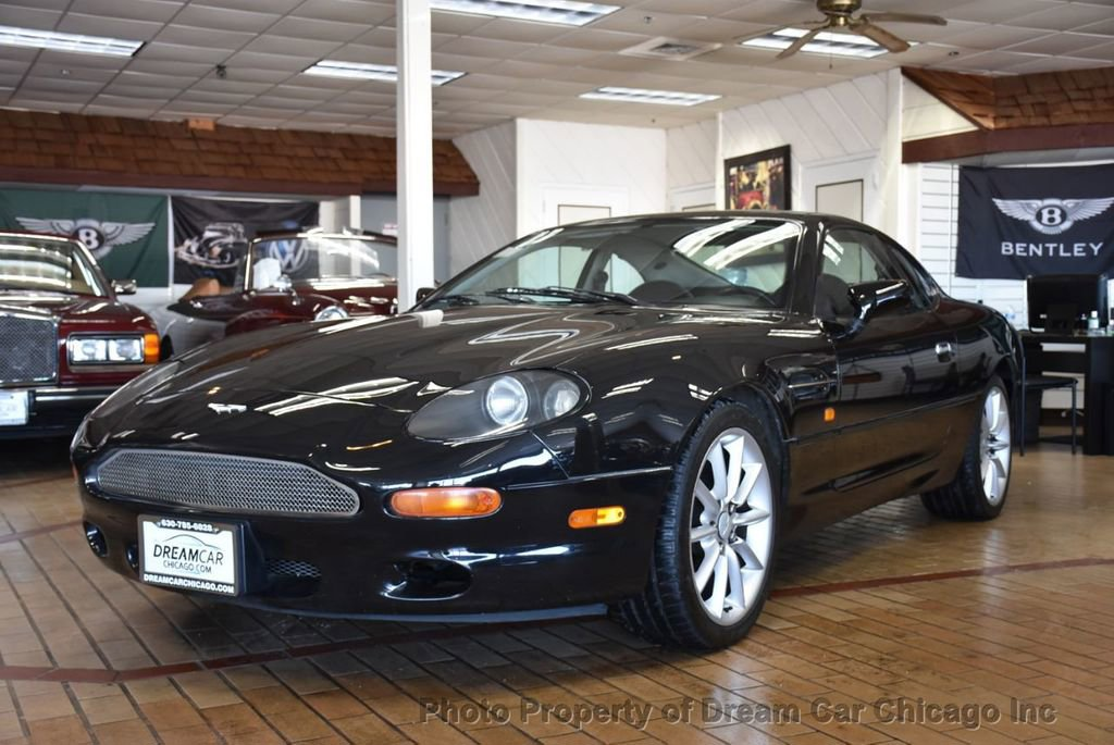 Used Aston Martin Cars For Sale Under 30 000 With Photos Autotrader