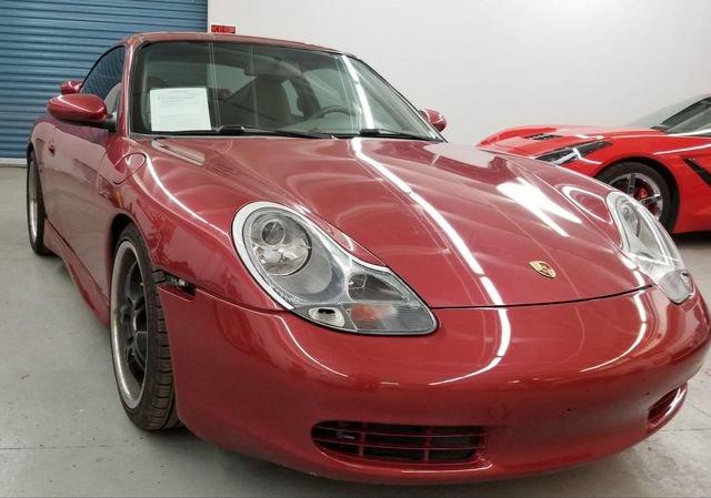 2001 Porsche 911 Coupe image