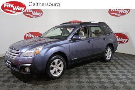 2014 Subaru Outback 2.5i Premium image