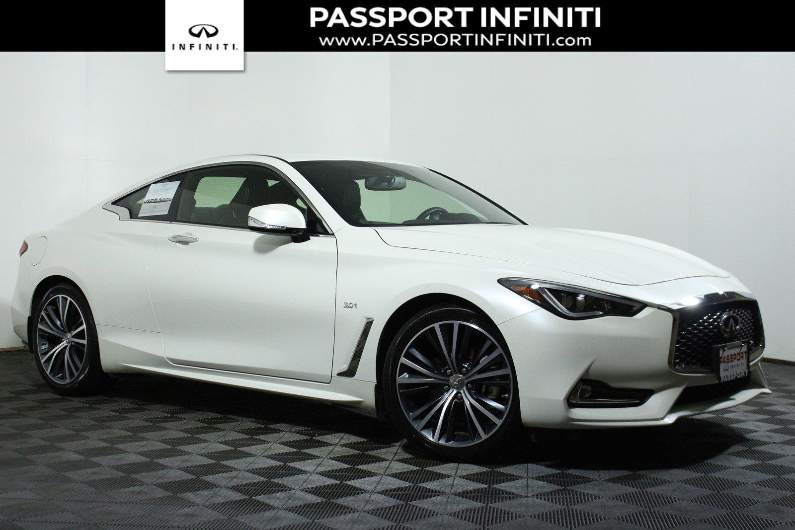 2018 INFINITI Q60 3.0t AWD Coupe image