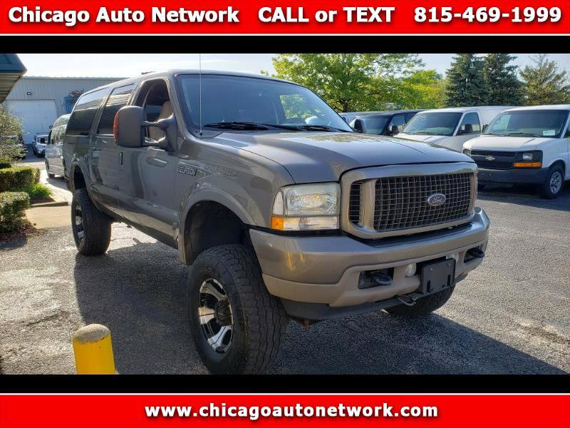 Ford Excursion Under 500 Dollars Down