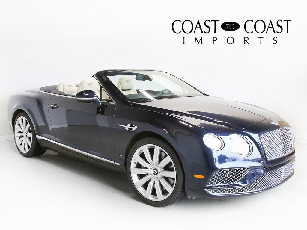 2016 Bentley Continental GT Convertible image
