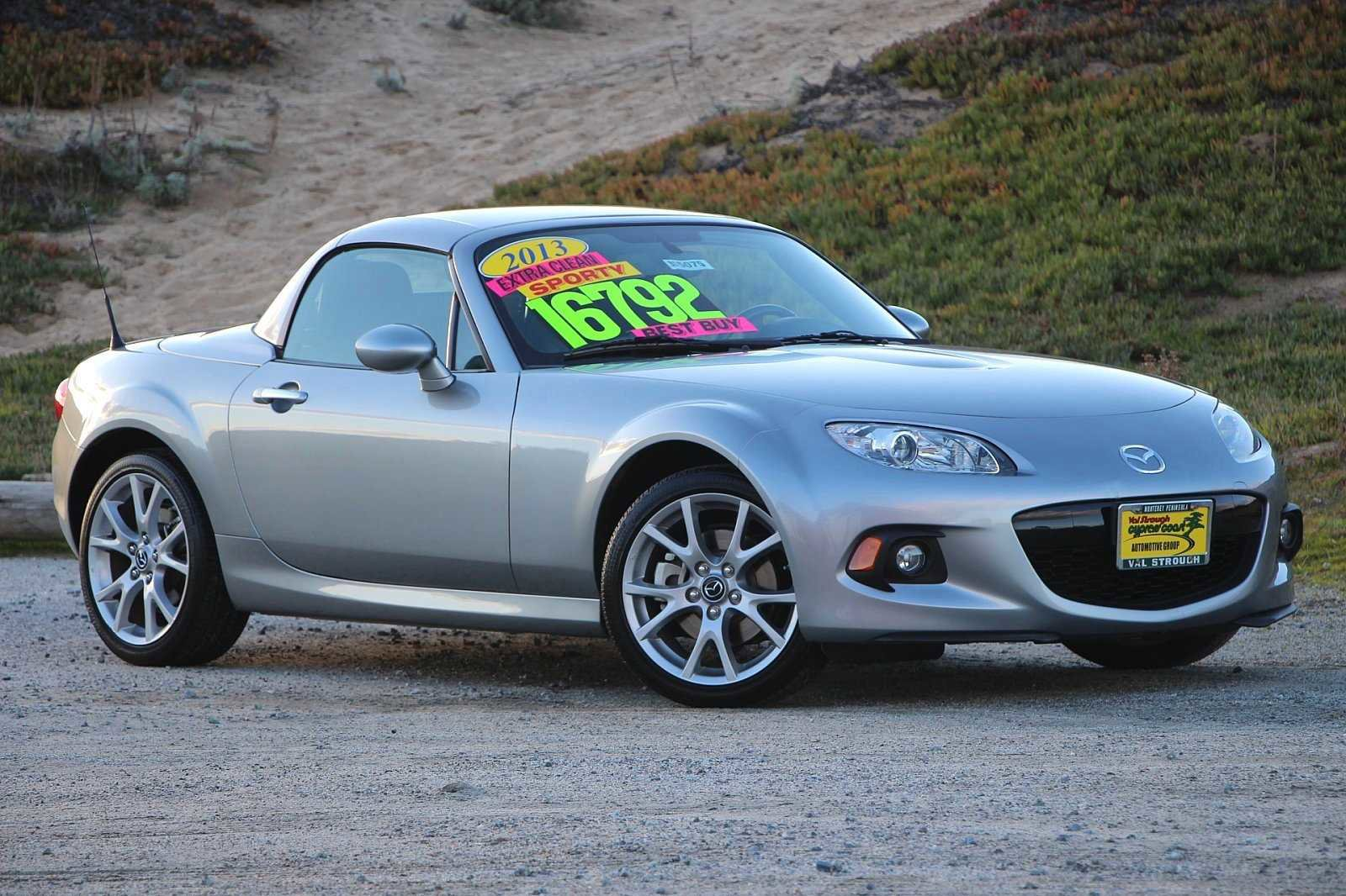2013 MAZDA MX-5 Miata Grand Touring Hard Top image
