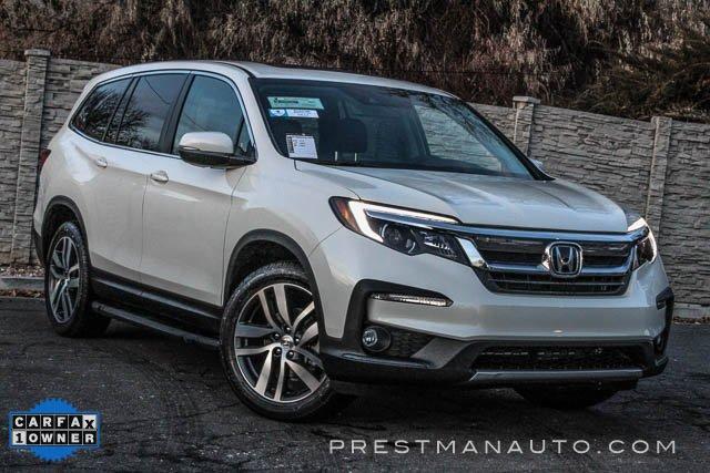2019 Honda Pilot 4WD EX-L image