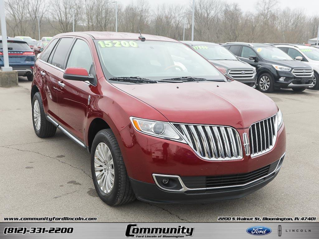 Lincoln MKX Under 500 Dollars Down
