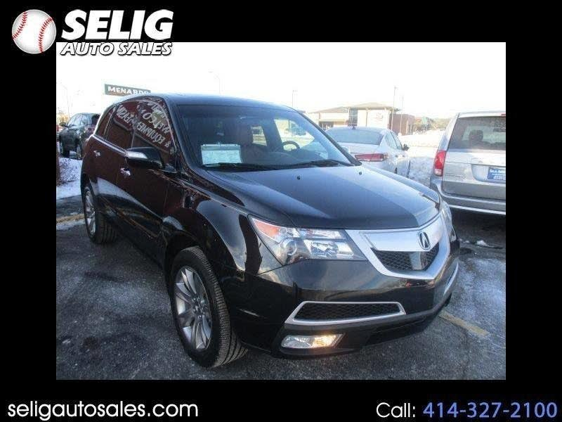 2013 Acura MDX w/ Advance Package image