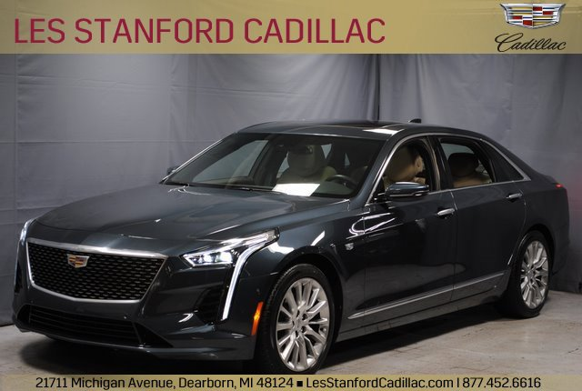 2019 Cadillac CT6 3.6 Luxury AWD image