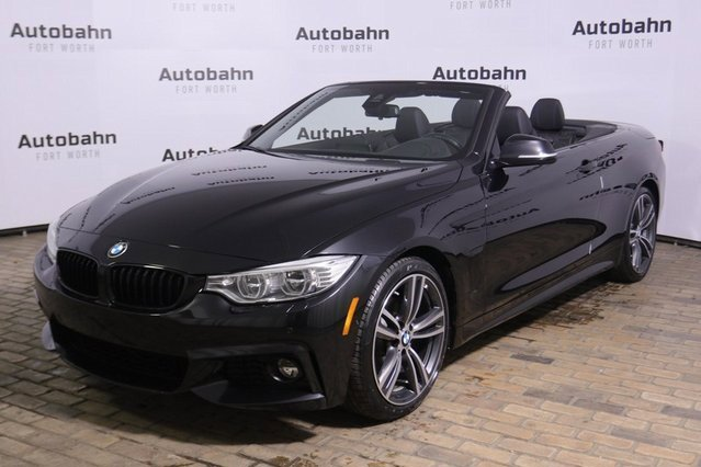 2017 BMW 430i Convertible image