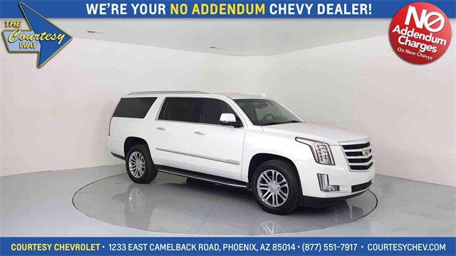 2016 Cadillac Escalade ESV 2WD image