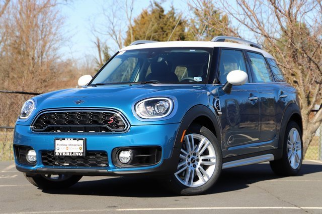 2019 MINI Cooper Countryman S ALL4 w/ Storage Package image