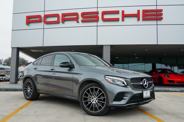 2018 Mercedes-Benz GLC 43 AMG 4MATIC Coupe image