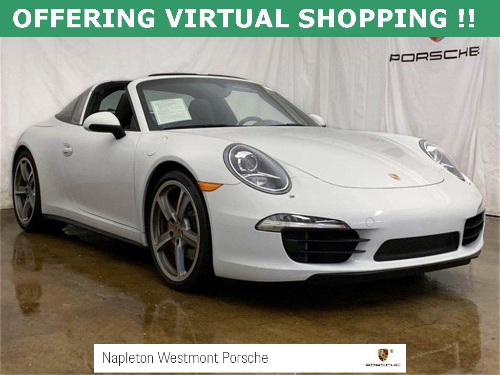 2016 Porsche 911 Targa 4S image